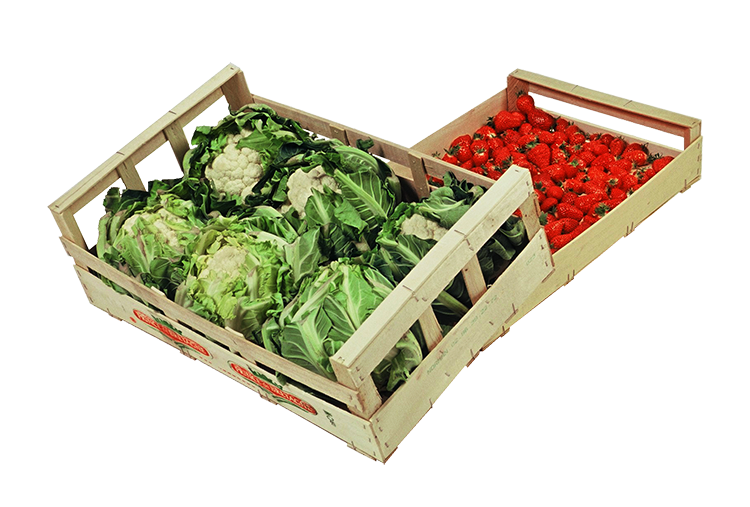 Les Produits Packaging For Fruit And Vegetables